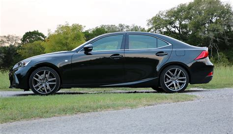 Lexus Is 350 Reviews by F Is For 2017 Lexus Is 350 F Sport Test Drive Review