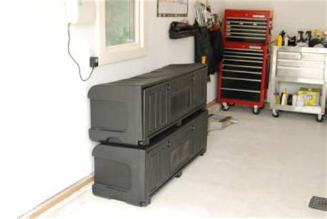 truck bed storage containers aerobox rear mounted truck box makes transporting cargo easy