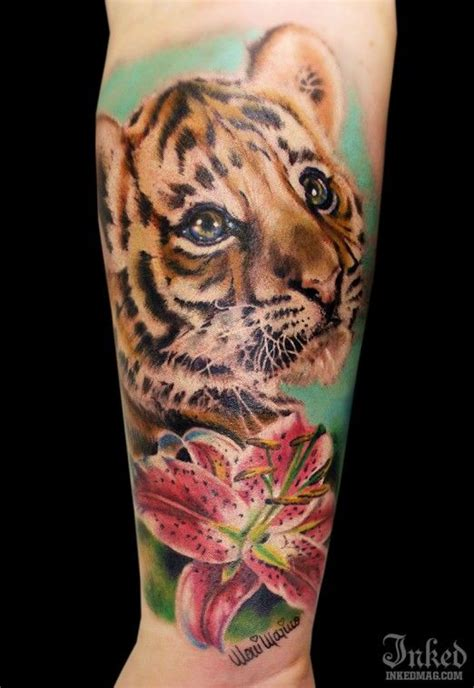 tiger cross tattoo 368 best images about tattoos on wolf tattoos