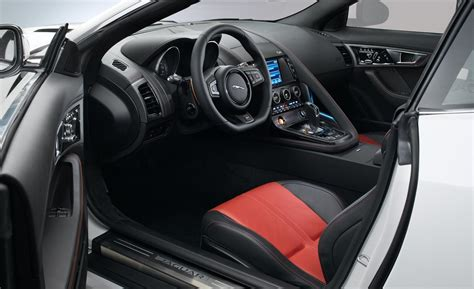 Jaguar F Type R Interior by Car And Driver
