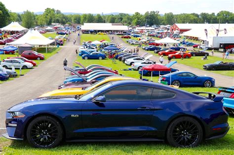 2019 Ford Nationals by 2019 Carlisle Ford Nationals Car Chronicles