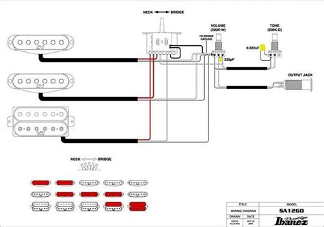 ibanez 5 way switch wiring diagram ibanez get free image