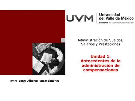 unidad 23 celebremos nuestra cultura adquisicin de la antecedentes de la administraci 243 n de compensaciones uvm