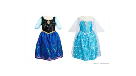 frozen light up dress elsa anna light up dresses exclusive toymakers unveil
