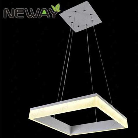 Square Pendant Light Fixture 28w 127w Modern Light Fixture Of Ceiling Square Chandelier Square Wholesale Ceiling Indoor
