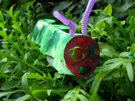 the very hungry caterpillar craft ideas