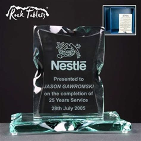 Long Service Awards   Glass Engravers Directory