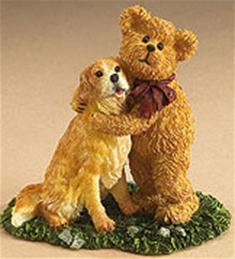 puppy pals cast cuddly collectibles boyds puppy paws and pals figurines yorkies dachshunds labs