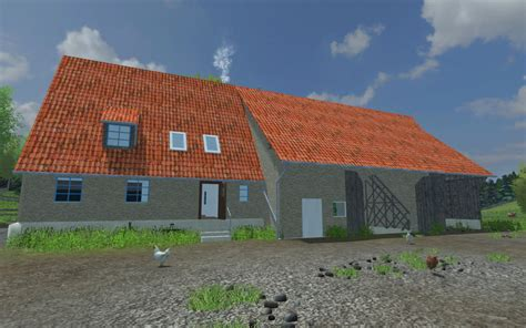 House Ls by Fs 2013 Schw 228 Bisches Farmhouse And Barn V 1 Buildings Mod