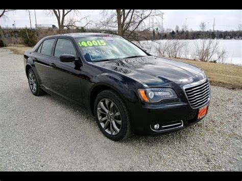 Chrysler 300 S For Sale by 2014 Chrysler 300 S Gloss Black For Sale Dealer Dayton