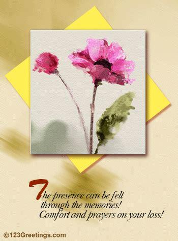 Fineral Greeting Card Template by A Sympathy Card Free Sympathy Condolences Ecards