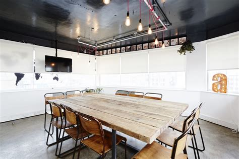 airbnb s london office is based in a converted warehouse airbnb london office office design gallery the best