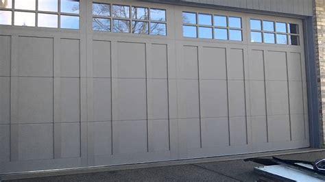 Chi Overhead Door A Chi 5632 Garage Door In Downers Grove Il 60515 We Installed