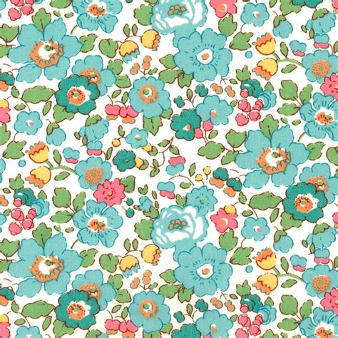 liberty print upholstery fabric liberty betsy d turquoise alice caroline liberty