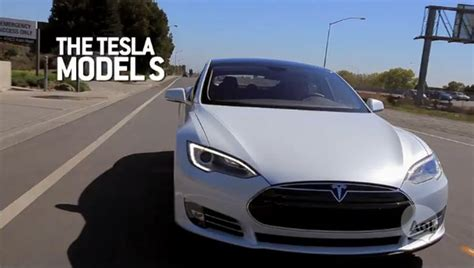 Top Of The Line Tesla Translogic Test Drives Tesla Model S And It