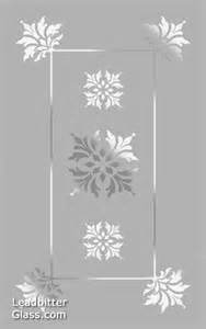 Frosted Glass For Kitchen Cabinets traditional floral etched glass design suffolk