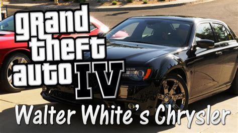 walter white car chrysler breaking bad chrysler vehicle mods gta iv