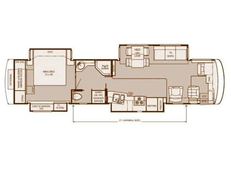 dutch star rv floor plans 2006 newmar dutch star 4024 photos details brochure