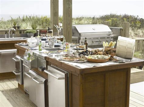 appliances for outdoor kitchen kitchenaid outdoor appliance collection remodeling