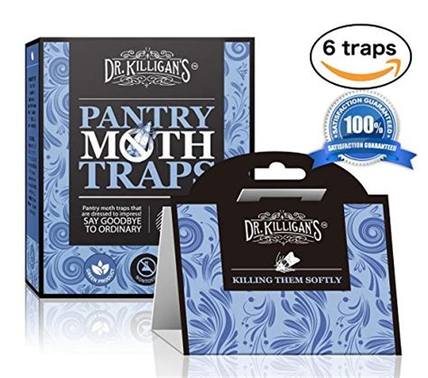 Pheromone Pantry Moth Traps by Pantry Moth Traps With Pheromones Get Best Products Review