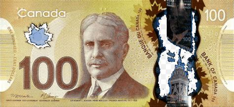 Canadian $100 Bill   I Saved $5K
