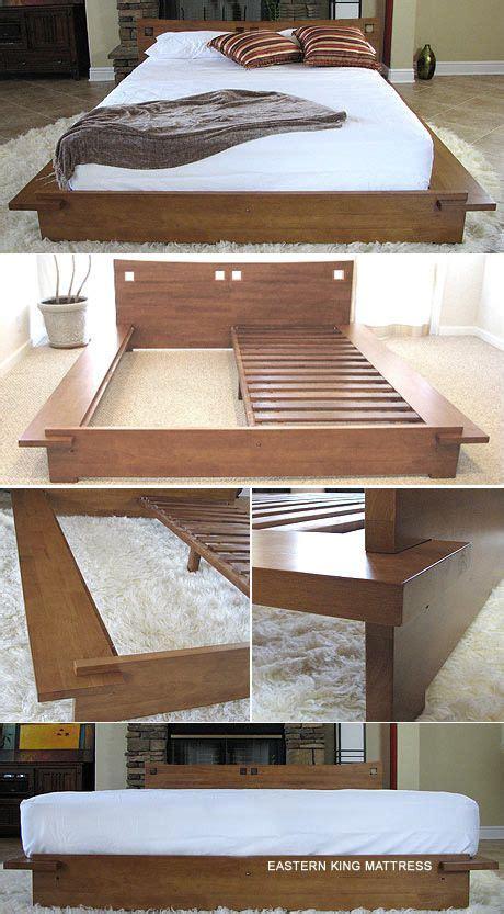platform beds solid wood bed frame wood beds