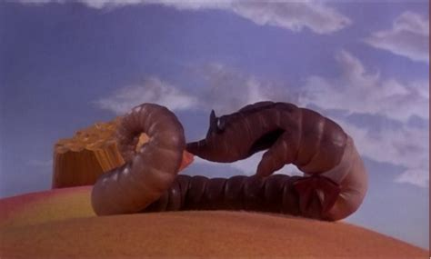 film giant worms better than dirt james and the giant peach s earthworm