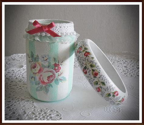 Decoupage Candle Jars - 17 best ideas about decoupage jars on