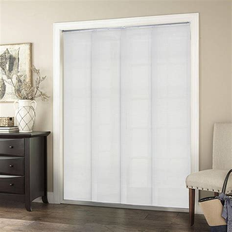Patio Door Panel Blinds by 25 Best Ideas About Sliding Panel Blinds On