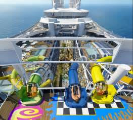 royal caribbean harmony of the seas harmony of the seas will feature a ten story waterslide