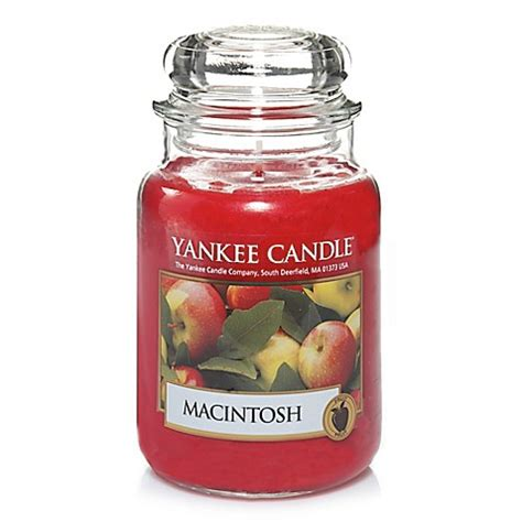 bed bath and beyond candles yankee candle 174 macintosh scented candles bed bath beyond