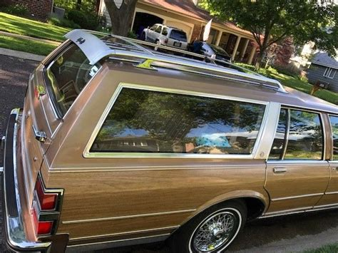 1989 buick estate wagon lesabre low garage kept