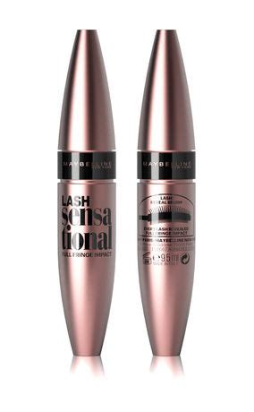 Maybelline Define A Lash Volume Washable Mascara Expert Review by Maybelline 174 New York Lash Sensational Fan Effect