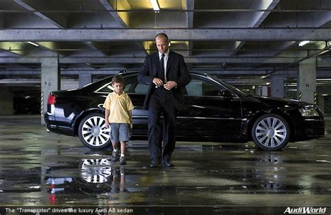 The Transporter Audi by The Quot Transporter Quot Drives The Luxury Audi A8 Sedan Audiworld