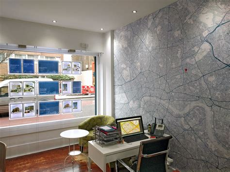 wallpaper design office postcode wallpaper map displays for estate agents