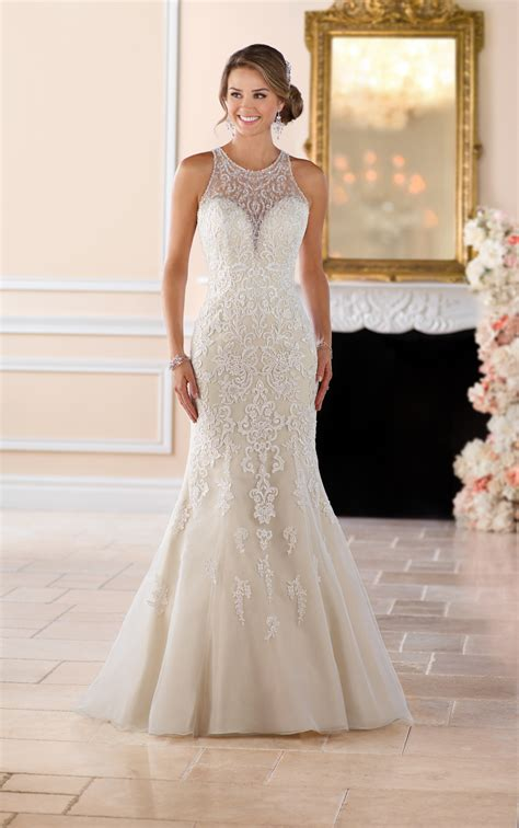 5 Bridal Gown Trends by 2018 Wedding Dress Trends