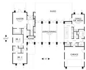 single story house plans with large kitchens escortsea