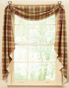 Country Kitchen Curtains Ideas by 6 Kitchen Curtain Ideas Messagenote
