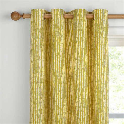 citrine curtains john lewis xander lined eyelet curtains citrine john