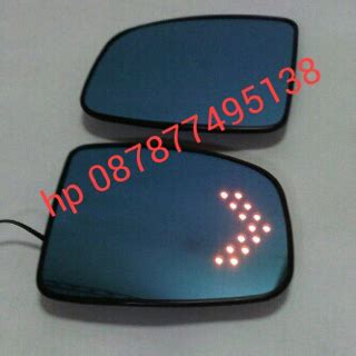 Kaca Spion Led Sein For Honda Jazz Blue Mirror 1 jual harga honda jazz gk blue mirror with led sign