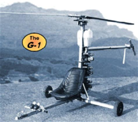 homebuilt ultralight g 1 helicopter picture to pin on