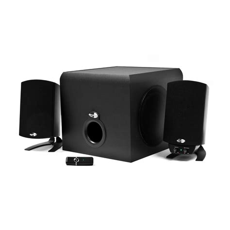 promedia 2 1 wireless computer speakers premium audio by