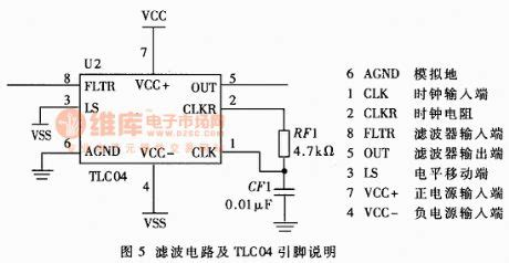 switched capacitor low pass filter the butterworth 4 stage switch capacitor low pass filter tl circuit diagram world