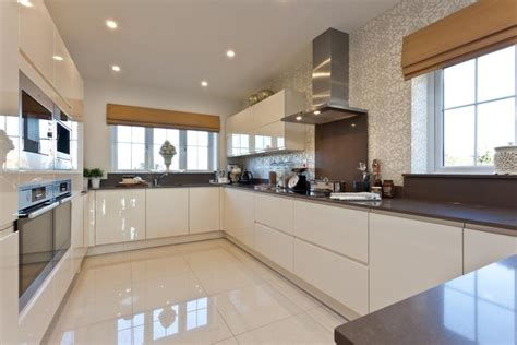 shiny white kitchen cabinets blind design ideas photos inspiration rightmove home ideas