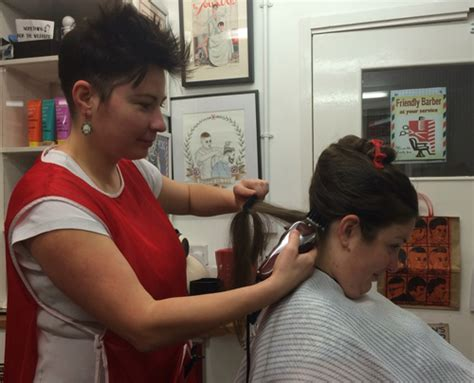 barberette haircut stories barberette has a close shave with planet london planet