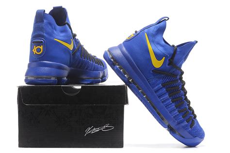 kd new year shoes new style nike zoom kd 9 elite kevin durant royal blue