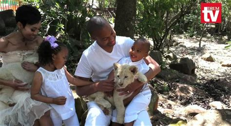 kgomotso christopher and husband kgomotso and her cubs youtube