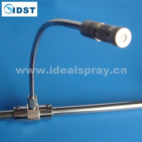 high pressure misting high pressure mist nozzle with built in filter misting