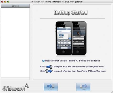 format ebook iphone screenshot review downloads of shareware 4videosoft mac