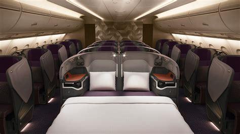 batik air first class full details of singapore s new a380 business class one